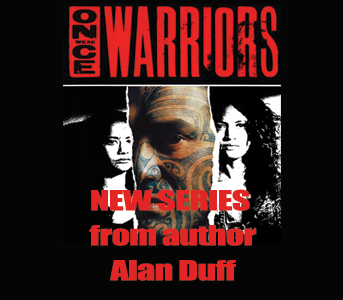 Once Were Warriors author's New Series!